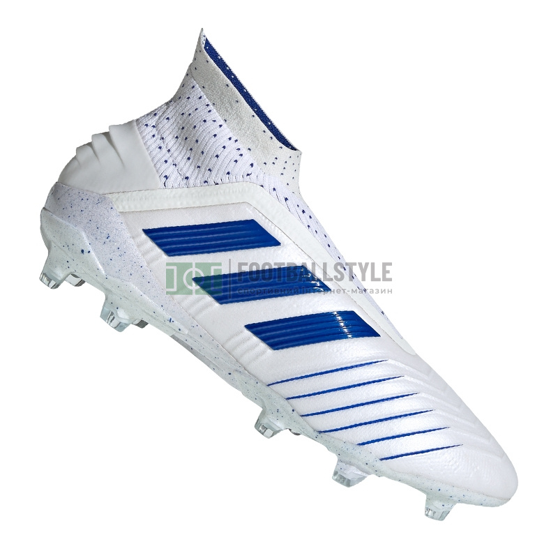 400d2563 Футбольные бутсы adidas Predator 19+ FG 548 (BC0548) — Footballstyle
