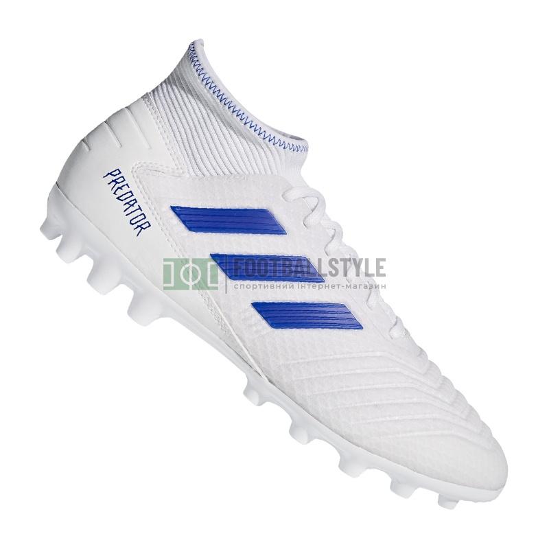 Dólar Óptima Credo  Футбольные бутсы adidas Predator 19.3 AG (D97943) — Footballstyle