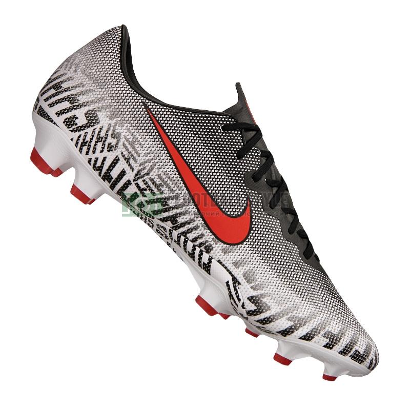 6dc12d90 Футбольные бутсы Nike Vapor 12 Pro NJR FG (AO3123-170) — Footballstyle
