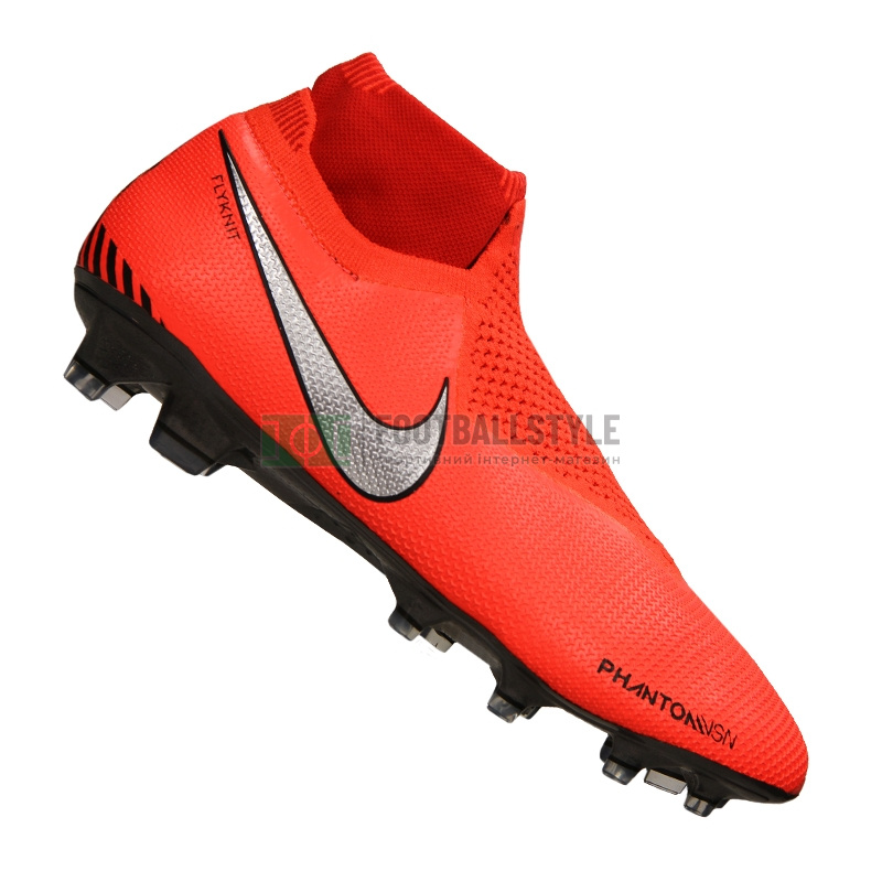 ac4cdd27 Футбольные бутсы Nike Phantom Vsn Elite DF FG (AO3262-600 ...
