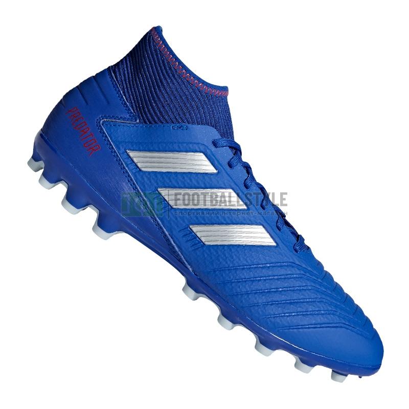 4f0bc00a Футбольные бутсы adidas Predator 19.3 AG (BC0297) — Footballstyle