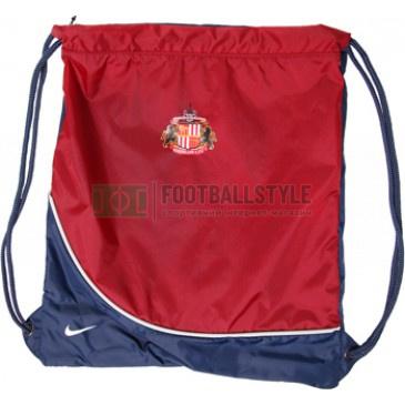 764730f2 Сумка-мешок под бутсы и форму Nike Sunderland Gym Bag (572274 648 ...