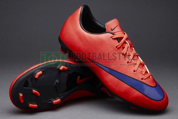 Детские футбольные бутсы Nike Mercurial Victory FG Junior (651634 ... 9d96d8d4b18f0