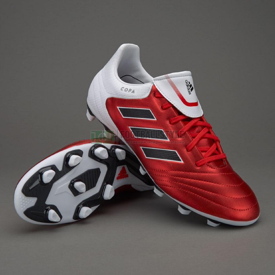 b78de666b513 Футбольные бутсы Adidas Copa 17.4 FG (BB3559) — Footballstyle