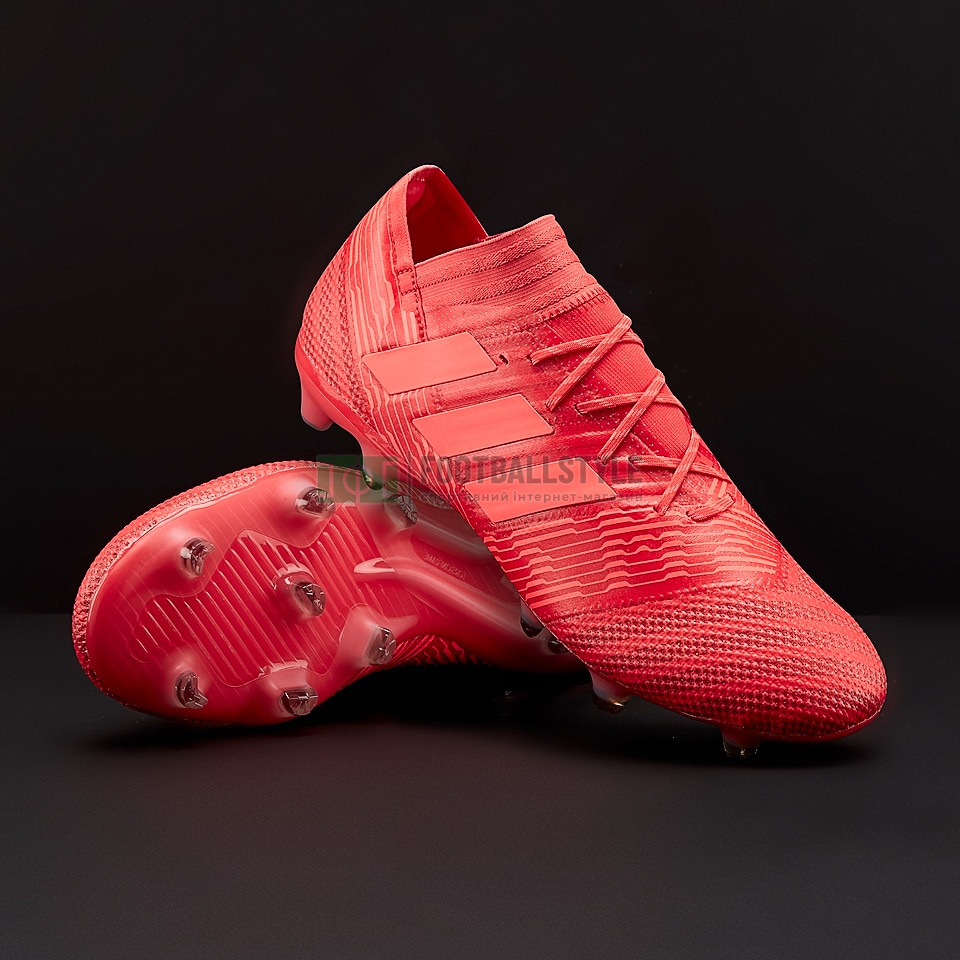 17815b6fb4c6a9 Футбольные бутсы adidas Nemeziz 17.1 FG (CP8933) — Footballstyle