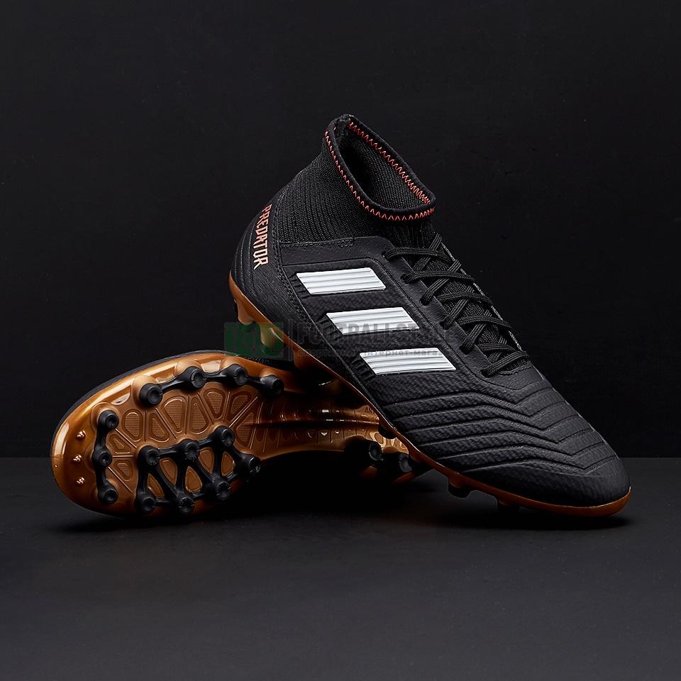 Футбольные бутсы adidas Predator 18.3 AG (CP9306) — Footballstyle d364bb622ed