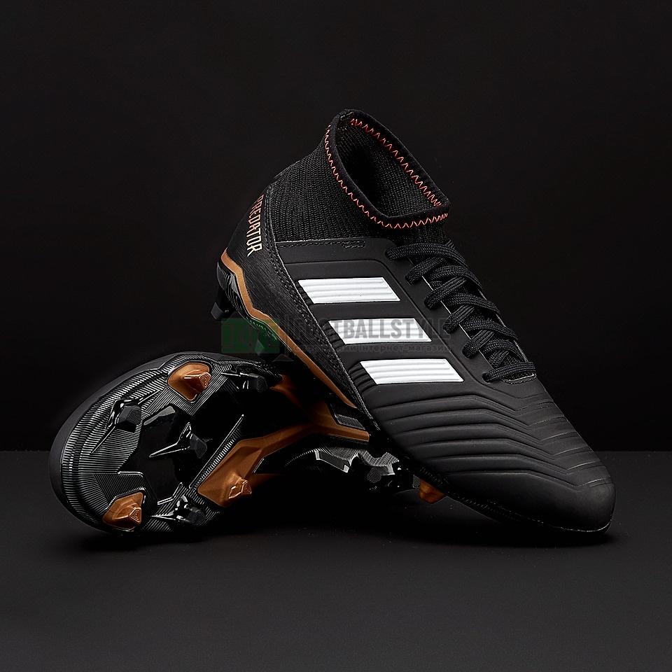 Детские футбольные бутсы adidas Predator 18.3 FG Junior (CP9010 ... 4dc9c21f281