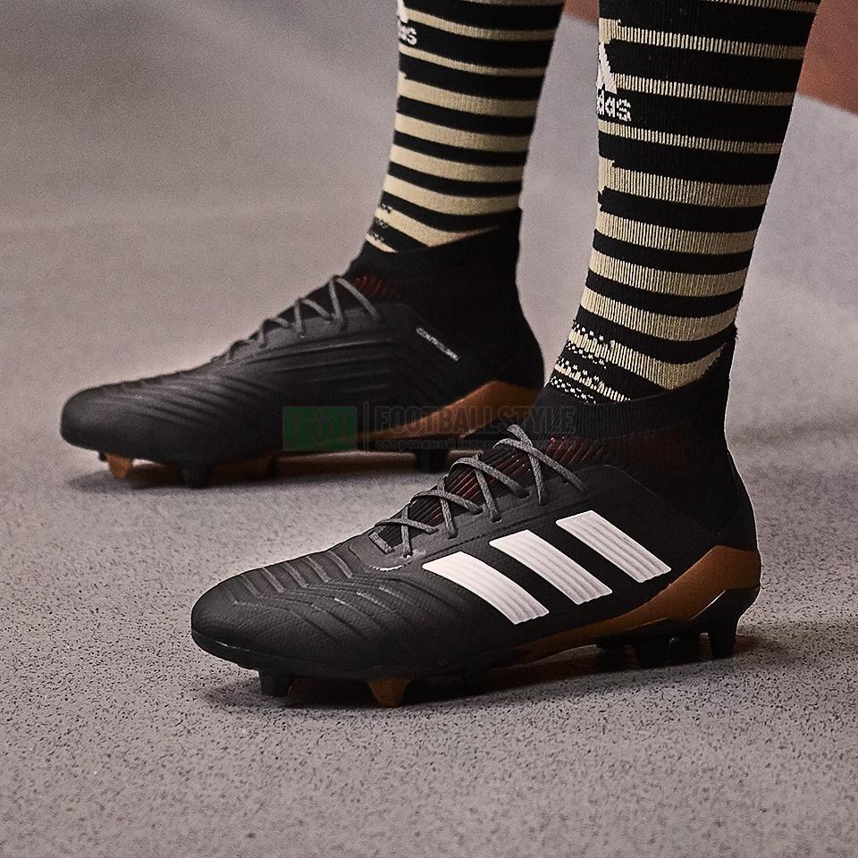 Футбольные бутсы adidas Predator 18.1 FG (BB6354) — Footballstyle bff3f8ddd4a