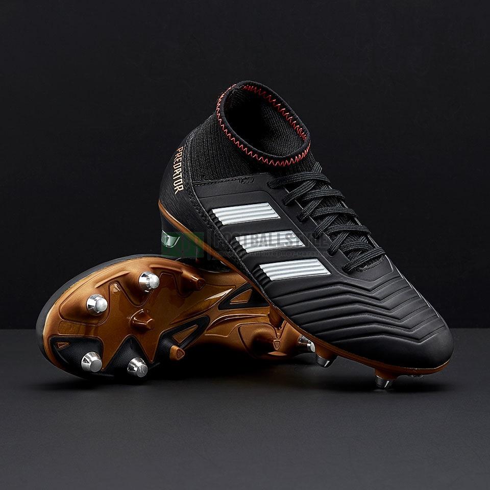 Детские футбольные бутсы adidas Predator 18.3 SG Junior (AH2317 ... c0d628b2d6a