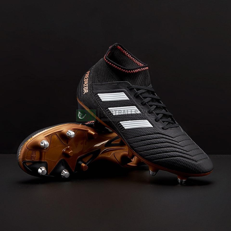 Футбольные бутсы adidas Predator 18.3 SG (AH2316) — Footballstyle e961692b008