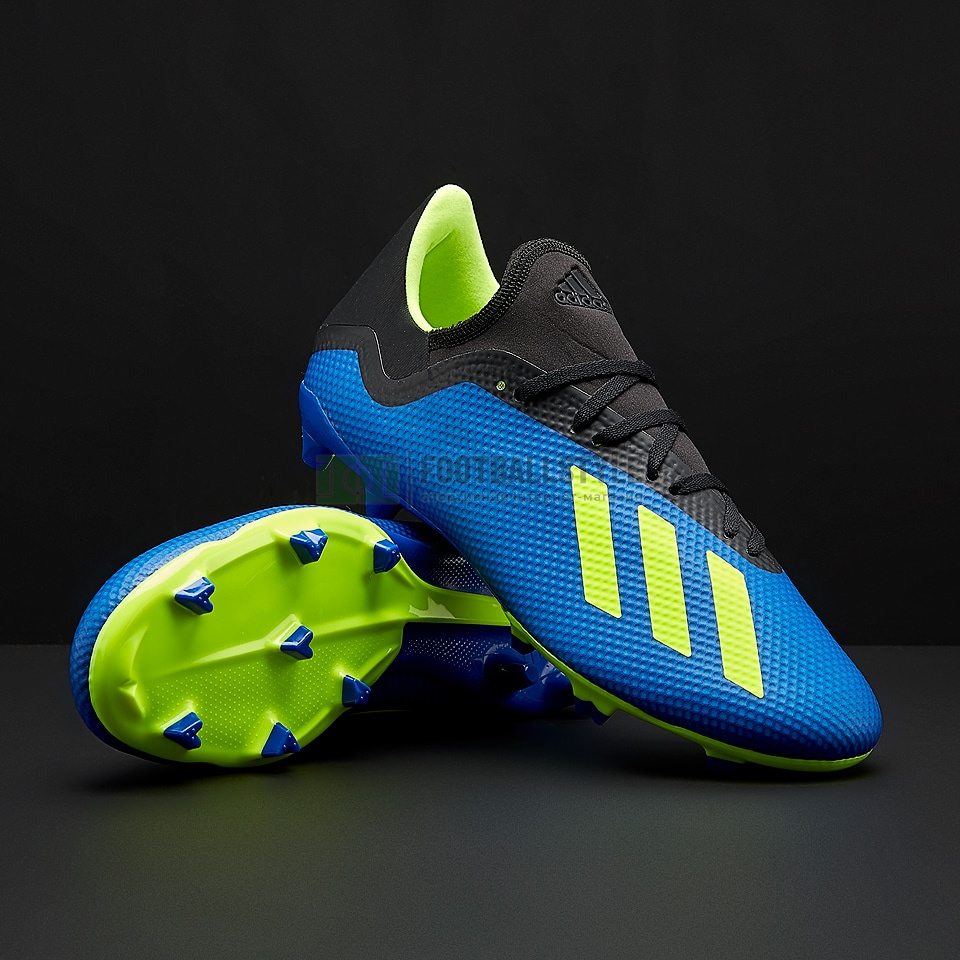 cdaa81c9 Футбольные бутсы adidas X 18.3 FG (DA9335) — Footballstyle