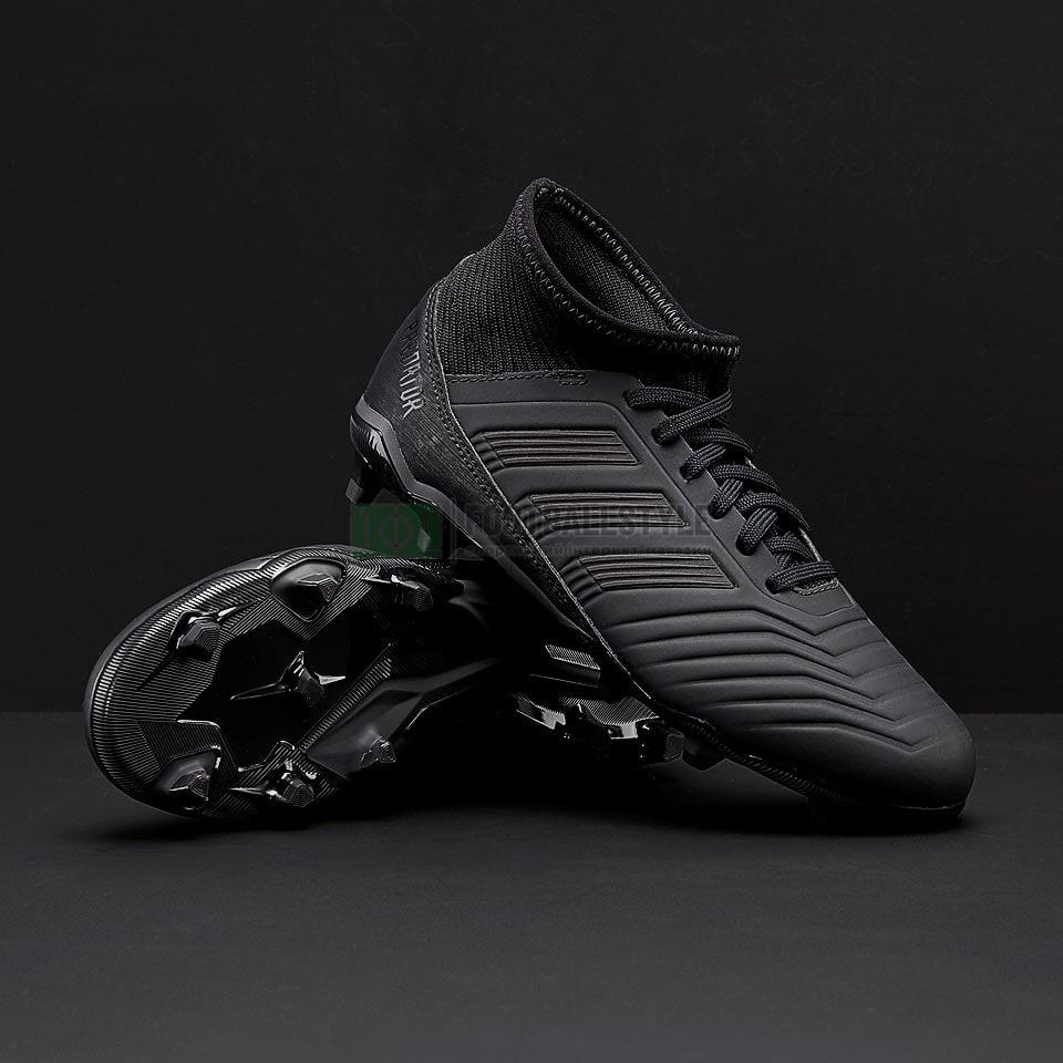 Детские футбольные бутсы adidas Predator 18.3 FG Junior (CP9055 ... b9e1a606c5a
