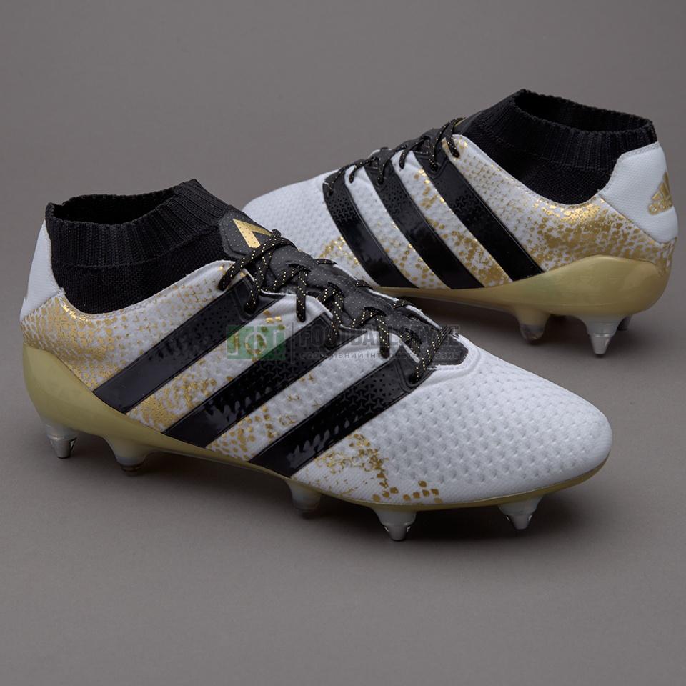 pretty nice 35a95 c3ceb Футбольные бутсы Adidas Ace 16.1 Primeknit SG