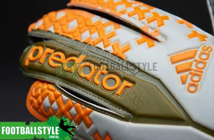 Вратарские перчатки Adidas Predator Training GK Gloves (G84129 ... 75515cc2b28e8