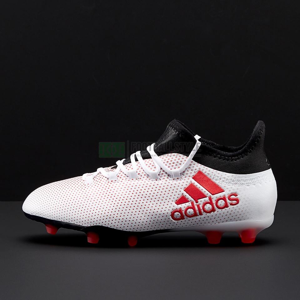d3aa605a Детские футбольные бутсы adidas X 17.1 FG Junior (CP8978 ...