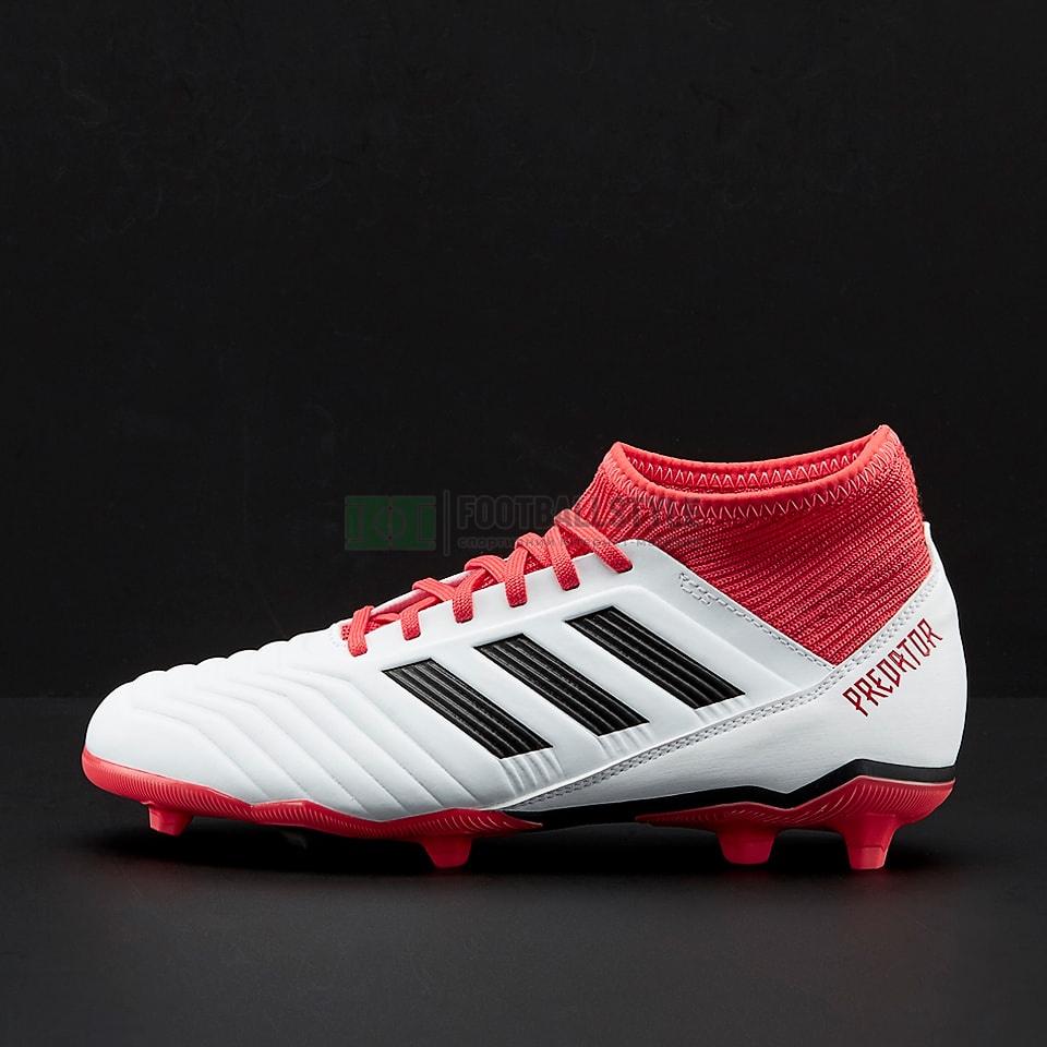 Детские футбольные бутсы adidas Predator 18.3 FG Junior (CP9011 ... ad5fcd54e6c
