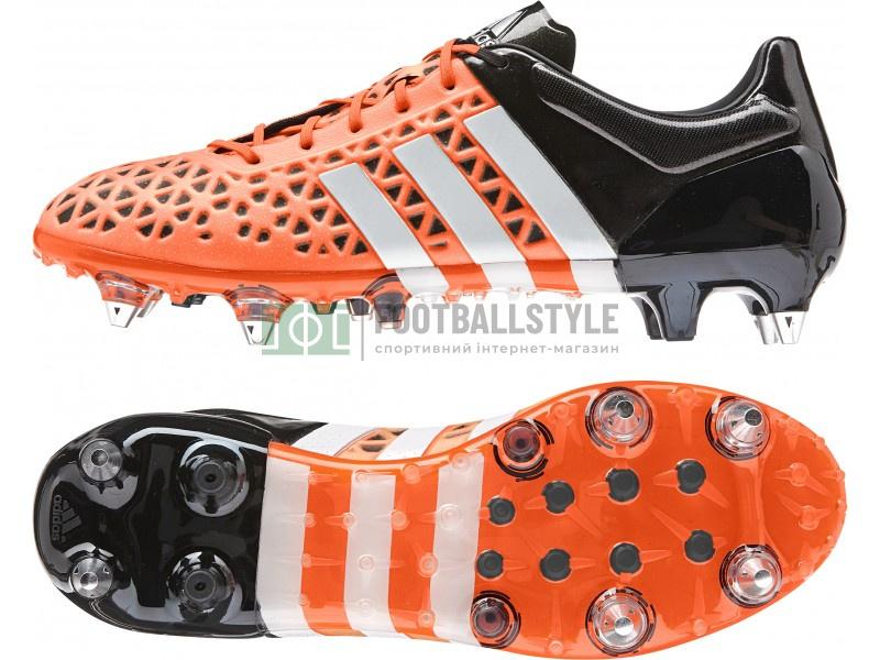 best service 6b517 50c30 Футбольные бутсы Adidas Ace 15.1 SG