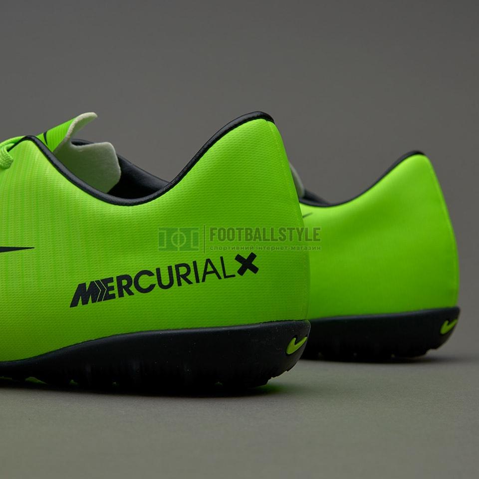 f5123bb2 Детские сороконожки Nike JR MercurialX Victory VI TF (831949-303 ...