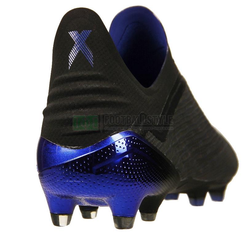 da523618 Футбольные бутсы adidas X 18+ FG (BB9336) — Footballstyle