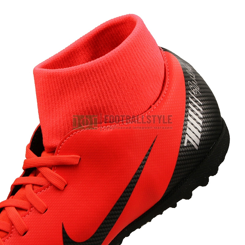 dcd42c37 Сороконожки Nike SuperflyX 6 Club CR7 TF (AJ3570-600) — Footballstyle