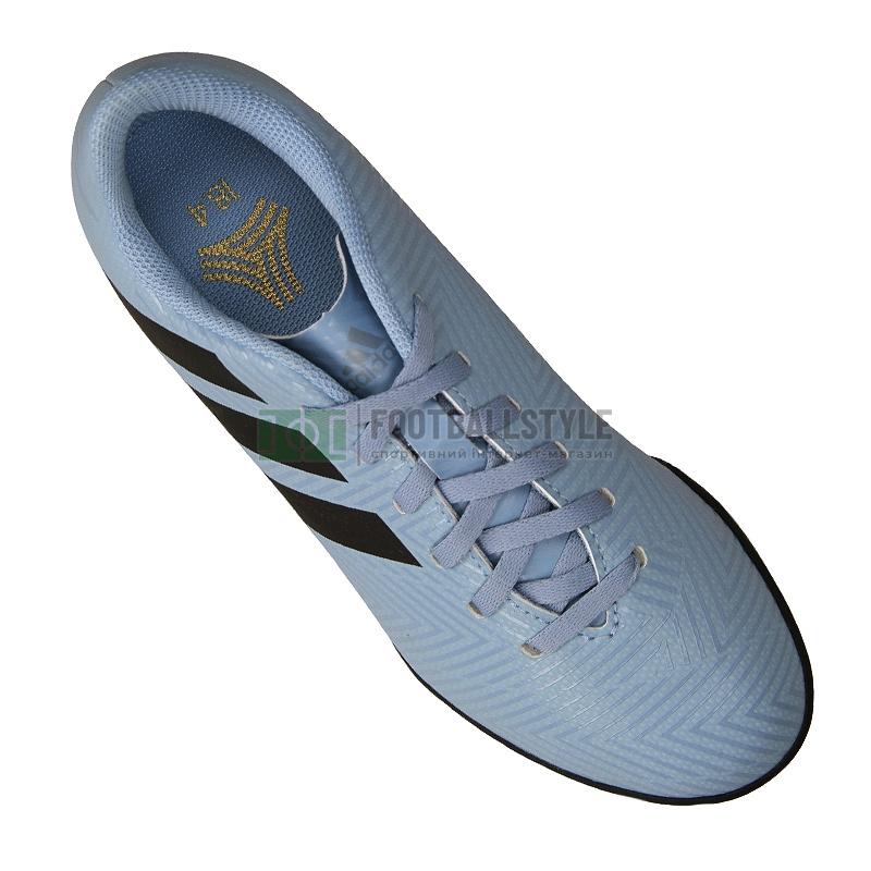ef23e706 Детские сороконожки adidas JR Nemeziz Messi Tango 18.4 TF (DB2400 ...