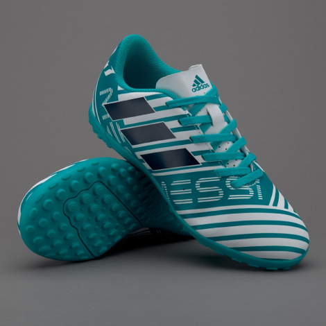 Детские сороконожки adidas Nemeziz Messi 17.4 Astro Turf Junior