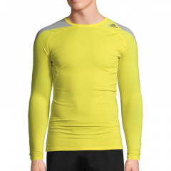 Компрессионное белье adidas Techfit Cool Long Sleeve Compression Top