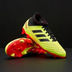 Детские бутсы adidas Predator 18.3 FG Junior