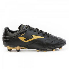 Футбольные бутсы Joma NUMERO-10 2018 NEGRO-ORO FIRM GROUND 42.5