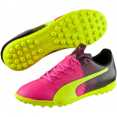 Детские сороконожки Puma evoSpeed 5.5 Tricks Astro Turf Junior