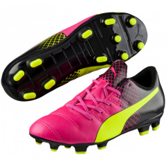 Детские бутсы Puma evoPower 4.3 Tricks FG Junior